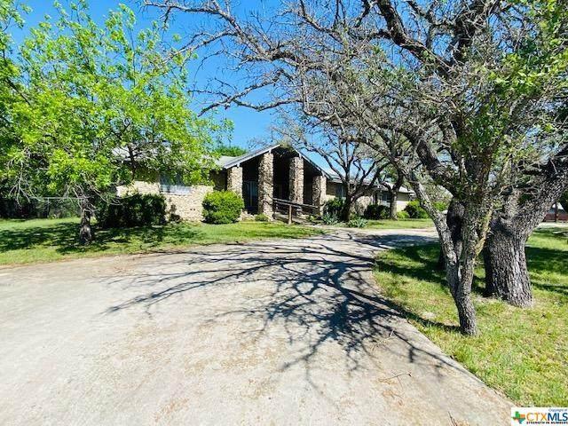 1103 S Willis Street, Lampasas, TX 76550 (MLS #439087) :: The Real Estate Home Team