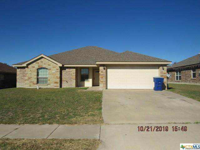 3412 Jacob Street, Copperas Cove, TX 76522 (MLS #439157) :: The Real Estate Home Team