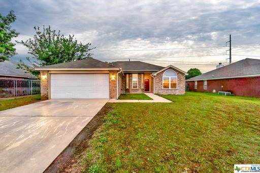 4605 Hitchrock Drive, Killeen, TX 76549 (MLS #439347) :: The Real Estate Home Team