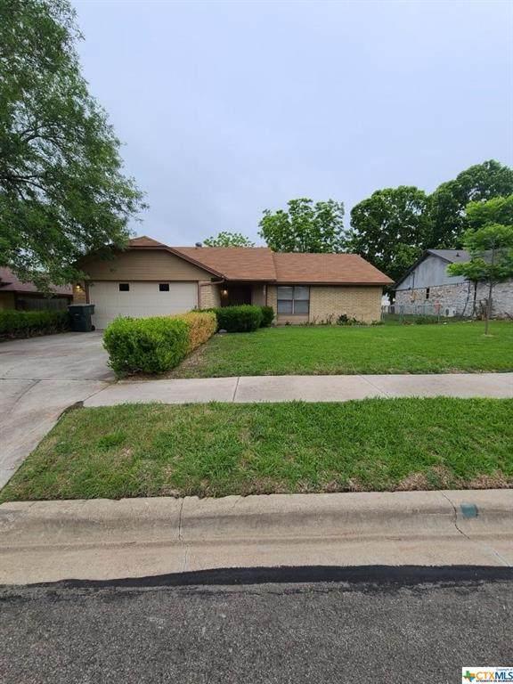 3102 Paintrock Drive, Killeen, TX 76549 (MLS #439614) :: Kopecky Group at RE/MAX Land & Homes