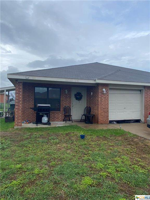 4102 Janelle Drive A-B, Copperas Cove, TX 76522 (MLS #440159) :: Brautigan Realty