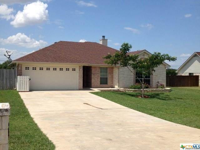 1808 Southview Drive, Salado, TX 76571 (MLS #440301) :: The Real Estate Home Team