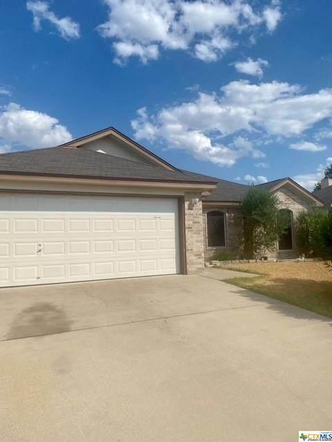 3004 Jasmine Lane, Killeen, TX 76549 (MLS #440739) :: The Zaplac Group