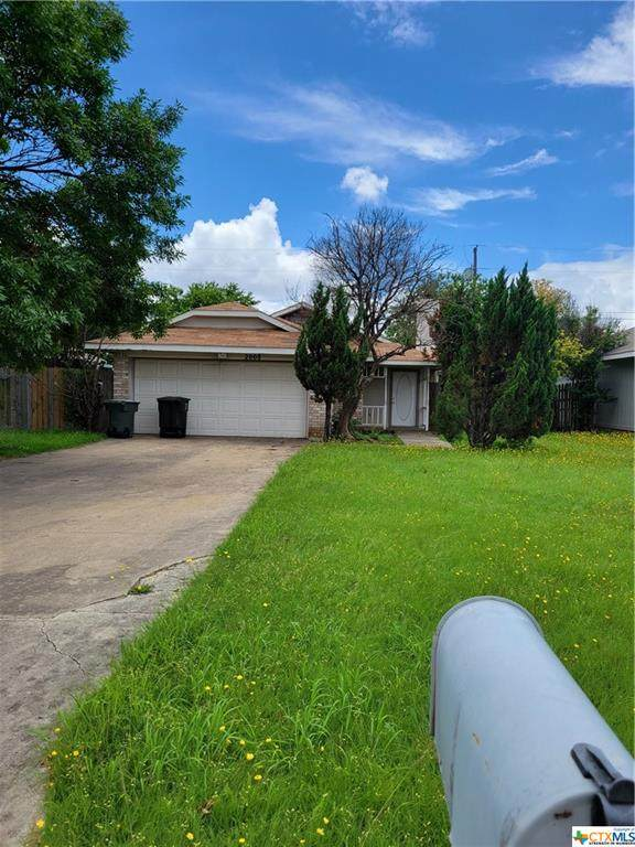 2008 Cimmaron Drive, Killeen, TX 76543 (MLS #441896) :: Rutherford Realty Group