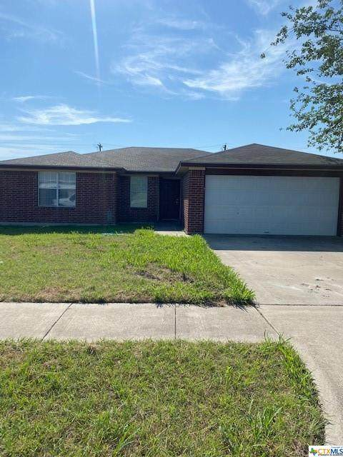 2615 Boswell Drive, Killeen, TX 76543 (MLS #442187) :: The Zaplac Group
