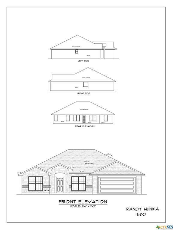 602 Magnolia Drive, Troy, TX 76579 (MLS #442521) :: Texas Real Estate Advisors