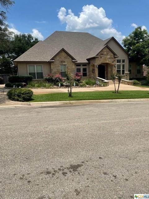 1626 Alta Vista Loop, Temple, TX 76502 (MLS #442535) :: Rebecca Williams