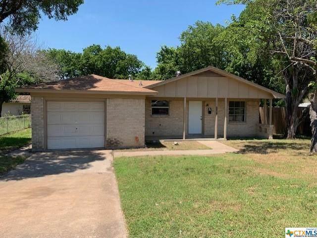 1507 Metropolitan Drive, Killeen, TX 76541 (MLS #442587) :: Rutherford Realty Group