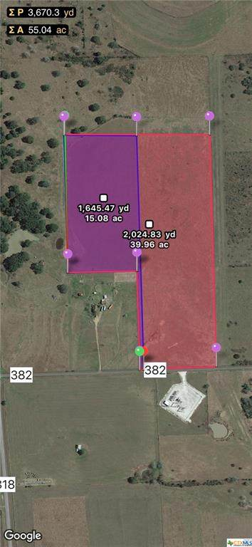 TBD County Road 382, Hallettsville, TX 77964 (#442914) :: First Texas Brokerage Company