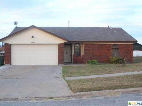 3503 Plains Drive, Killeen, TX 76542 (MLS #443338) :: The Real Estate Home Team
