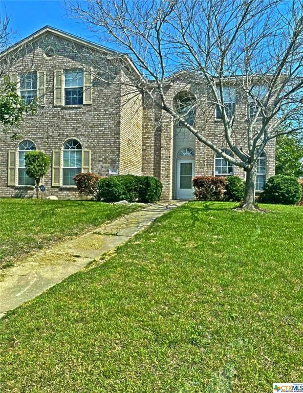 100 Harvest Loop, Harker Heights, TX 76548 (MLS #443959) :: Brautigan Realty