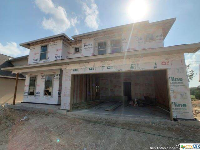 1524 Cawdon Park, San Antonio, TX 78163 (MLS #444481) :: The Real Estate Home Team
