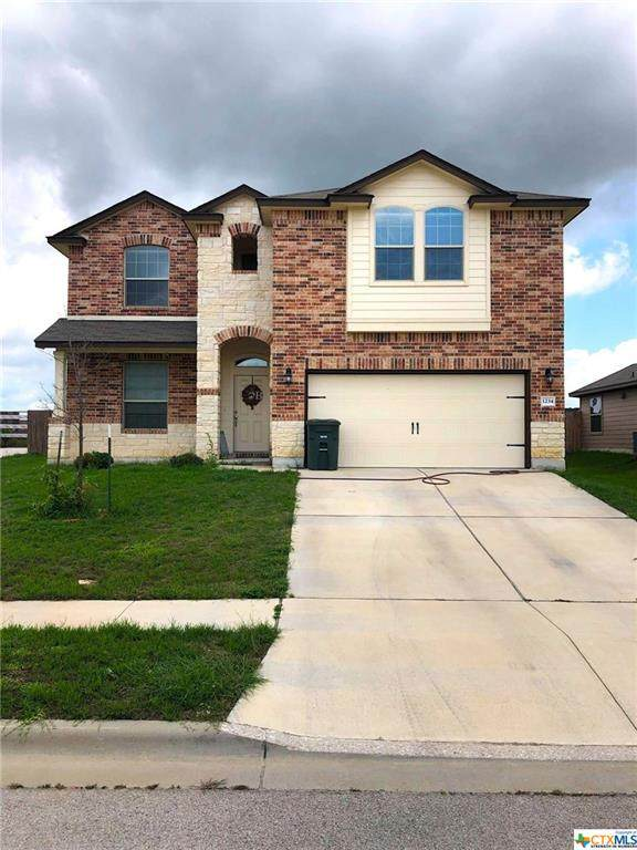 1234 Briscoe Court, Copperas Cove, TX 76522 (MLS #444724) :: Rutherford Realty Group