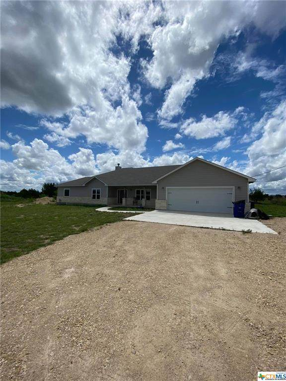 1155 County Road 222, Florence, TX 76527 (MLS #444848) :: The Real Estate Home Team