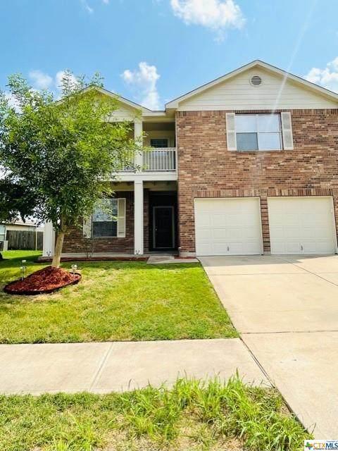 500 E Vega Lane, Killeen, TX 76542 (MLS #445108) :: RE/MAX Family