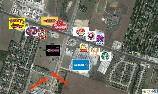Lot 2 Old Waco Road, Temple, TX 76502 (#445403) :: Realty Executives - Town & Country