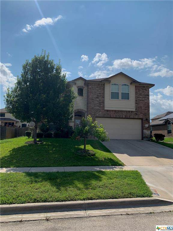 2105 Terry Drive, Copperas Cove, TX 76522 (MLS #445553) :: Rutherford Realty Group