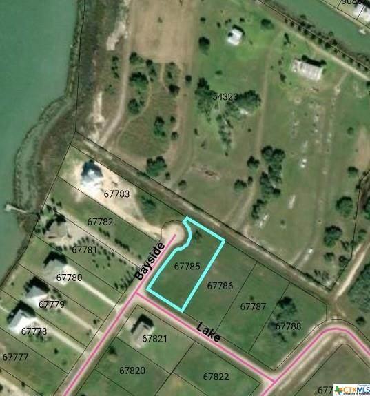 00 Bayside Drive, Seadrift, TX 77983 (MLS #445843) :: RE/MAX Land & Homes