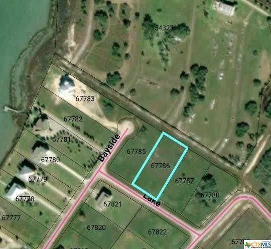 00 Lake Drive, Seadrift, TX 77983 (MLS #445855) :: RE/MAX Land & Homes