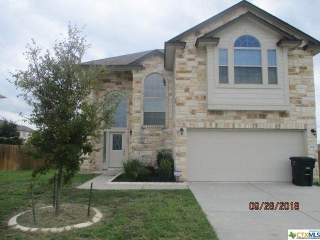 606 Cody James Drive, Killeen, TX 76542 (MLS #445909) :: The Real Estate Home Team