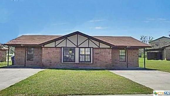 304 N Dr A-B Drive, Copperas Cove, TX 76522 (MLS #446672) :: Rebecca Williams