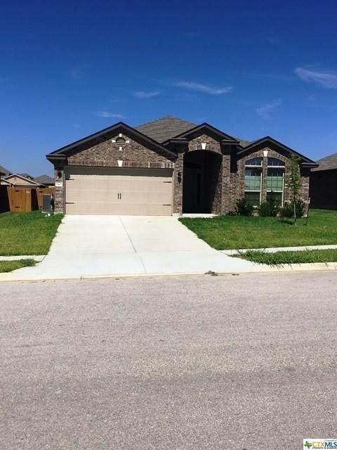 6401 Mustang Creek Road, Killeen, TX 76549 (MLS #446698) :: Rebecca Williams