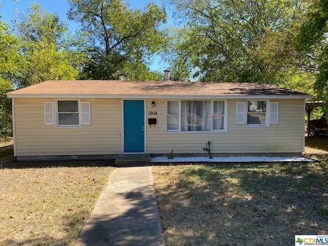 1904 N 18th Street, Killeen, TX 76541 (MLS #446800) :: The Real Estate Home Team