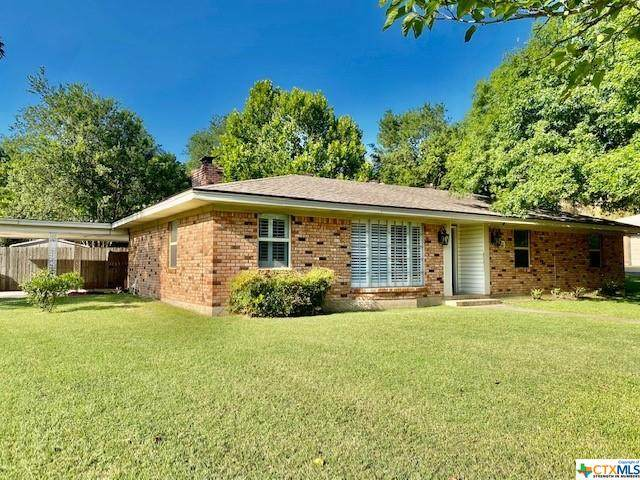 400 Downing Street, Belton, TX 76513 (MLS #446818) :: Rutherford Realty Group