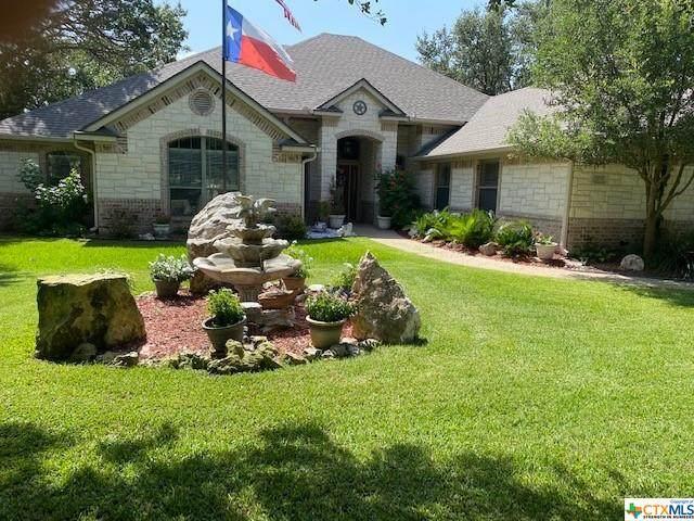 1292 Fredrick Lane, Temple, TX 76502 (MLS #446862) :: RE/MAX Family