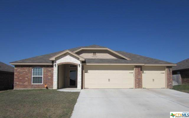 7203 American West Drive, Killeen, TX 76549 (MLS #447008) :: The Real Estate Home Team