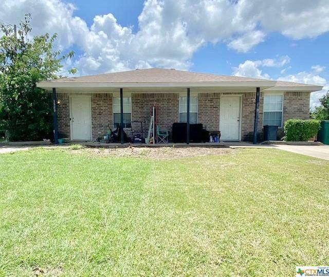 1510 Maya Trail, Harker Heights, TX 76548 (MLS #447057) :: Rebecca Williams