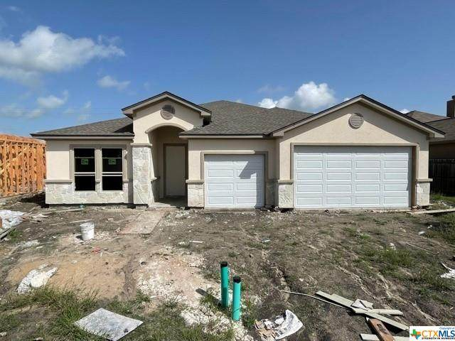 107 Secretariat Drive, Victoria, TX 77901 (MLS #447097) :: Rutherford Realty Group