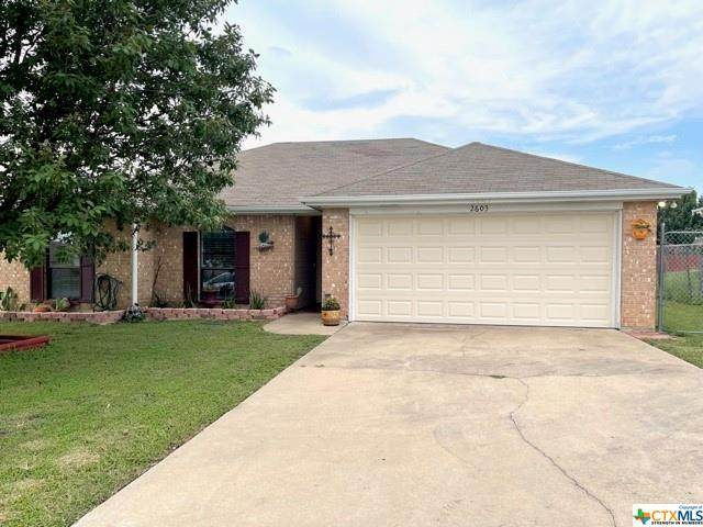 2603  Big Leaf Drive Bigleaf Drive, Killeen, TX 76549 (MLS #447124) :: Rebecca Williams
