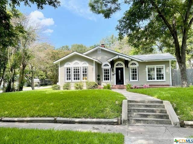 1202 N 7th Street, Temple, TX 76501 (MLS #447146) :: RE/MAX Family