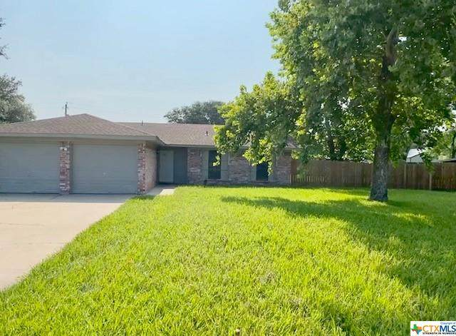 706 Quail Creek Drive, Victoria, TX 77905 (MLS #447159) :: Rutherford Realty Group