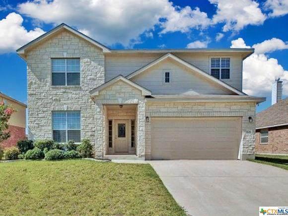 826 Red Fern Drive, Harker Heights, TX 76548 (MLS #447234) :: Brautigan Realty