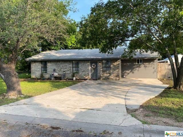 906 E Avenue D, Lampasas, TX 76550 (MLS #447238) :: Rebecca Williams