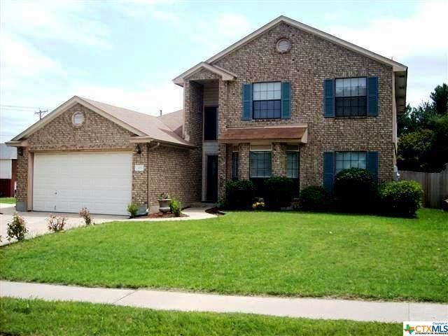 401 Windmill Drive, Copperas Cove, TX 76522 (MLS #447251) :: Rebecca Williams