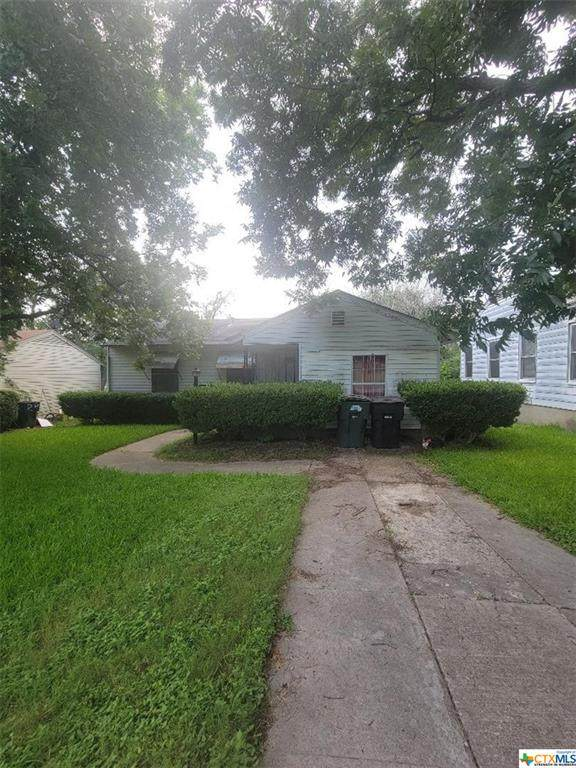 1906 S 7th, Temple, TX 76502 (MLS #447265) :: The Barrientos Group
