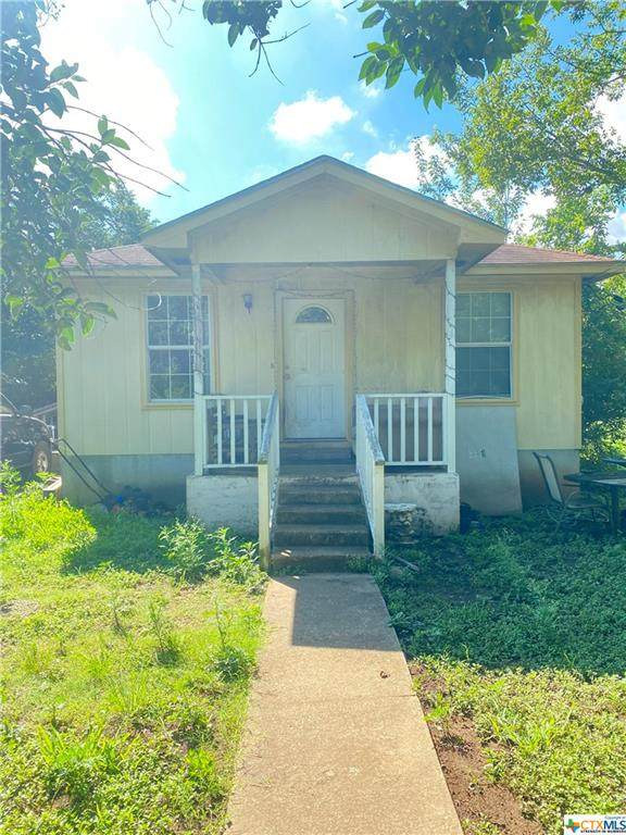1105 Gravel Street, San Marcos, TX 78666 (MLS #447310) :: Kopecky Group at RE/MAX Land & Homes