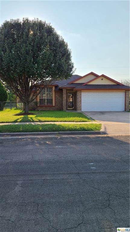 2503 Marlin Drive, Killeen, TX 76543 (MLS #447316) :: The Barrientos Group