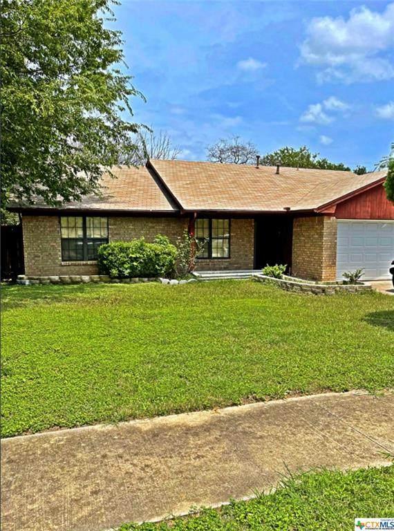 4307 Greenlee Drive, Killeen, TX 76542 (MLS #447508) :: Rebecca Williams
