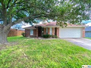 3808 Oak Valley Drive, Killeen, TX 76542 (MLS #447539) :: Rutherford Realty Group