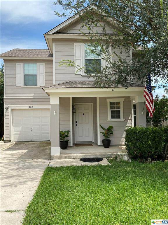 284 Cordero Drive, San Marcos, TX 78666 (MLS #447663) :: Rutherford Realty Group