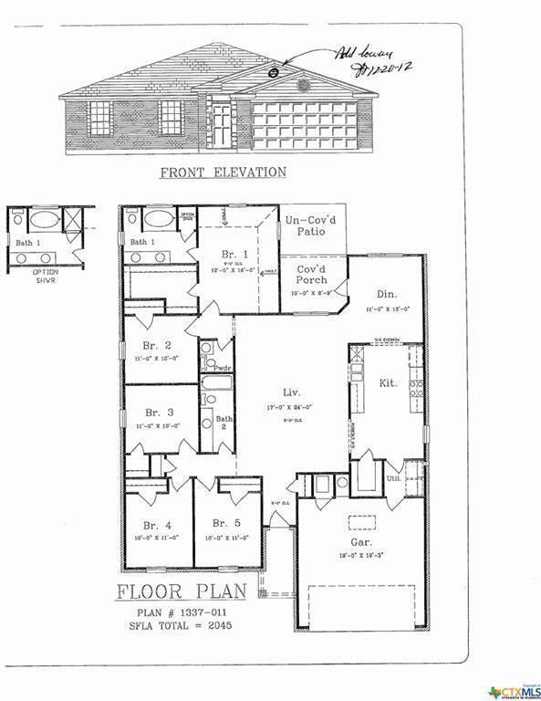 920 Damascus Drive, Belton, TX 76513 (#447732) :: Empyral Group Realtors