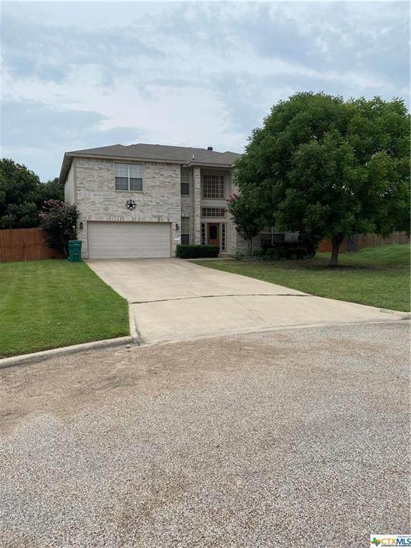 2043 Rain Dance Loop, Harker Heights, TX 76548 (MLS #447956) :: Texas Real Estate Advisors
