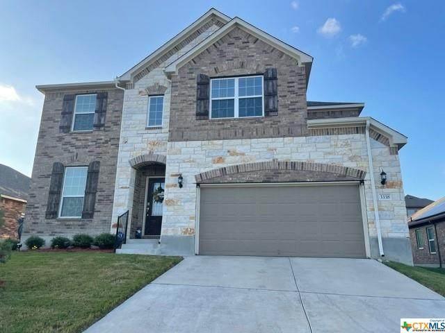 3338 Vineyard Trail, Harker Heights, TX 76548 (MLS #449356) :: Texas Real Estate Advisors