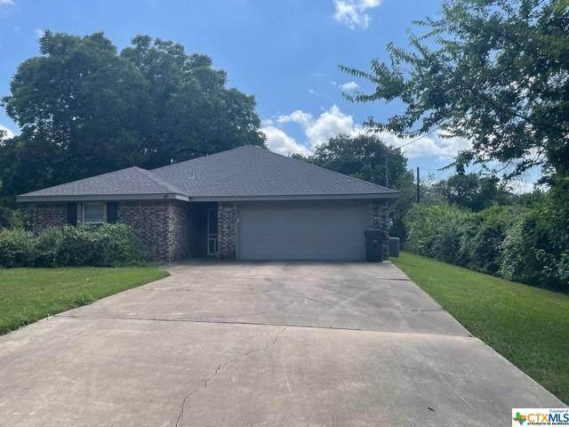 304 N 1st Street, Nolanville, TX 76559 (MLS #449824) :: Vista Real Estate