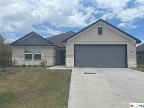 6610 Cassidy Lane, Killeen, TX 76542 (MLS #450284) :: The Real Estate Home Team