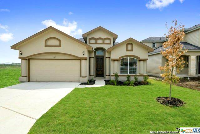 406 Park Circle, Hondo, TX 78861 (MLS #450920) :: Rebecca Williams